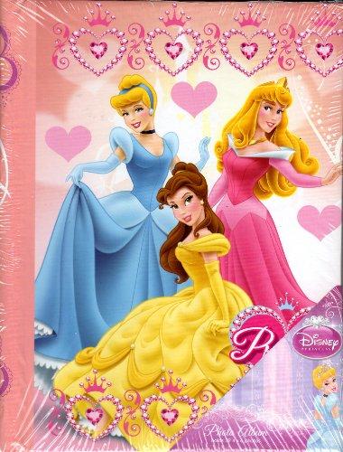 Disney All the Princesses Photo Album