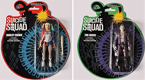 Funko Suicide Squad Harley Quinn & Joker Legion of Collectors Exclusive Action Figure …