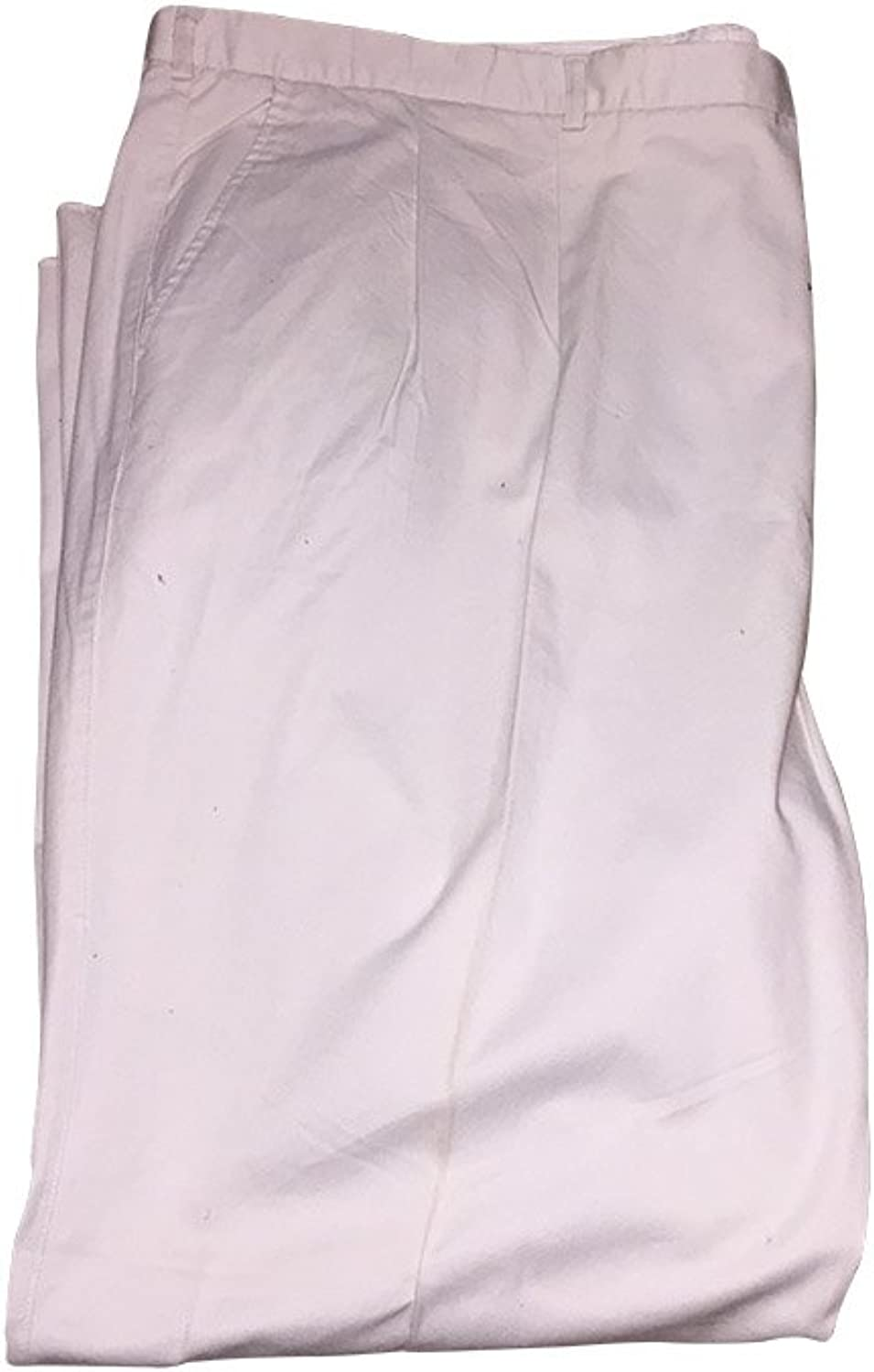 27f3a2c1e6 Size 60 Pleated Friday Britches Britches Britches Big and Tall Khaki Casual  Pants (Size 60, Stone) 3ab69e