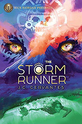 The Storm Runner (A Storm Runner Novel, Book 1)