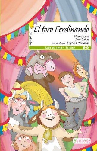 El toro Ferdinando (Leer es vivir / Teatro)