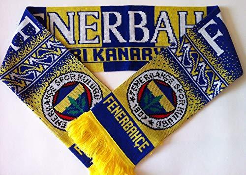 Fenerbahce Istanbul Schal Fanschal Fussball Schal