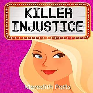 Killer Injustice audiobook cover art