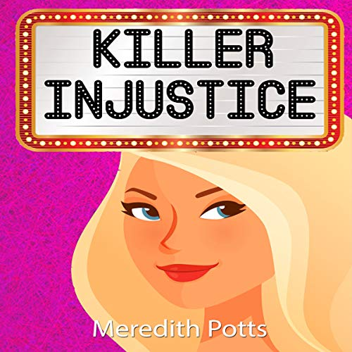 Killer Injustice audiobook cover art