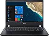 Acer TravelMate X3 14' FHD Business Laptop Computer, Intel Quard-Core i7-8550U, 32GB DDR4 RAM, 1TB SSD, Webcam, Windows 10 Pro, Black, 802 AC, Bluetooth, iPuzzle DVD Extension, Online Class Ready