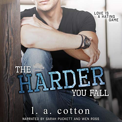 Couverture de The Harder You Fall
