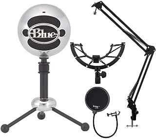 blue snowball mic adapter