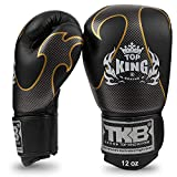 KINGTOP Top King Empower Creativity Silver Muay Thai Boxing MMA Kickboxing