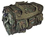 Mens Large 22' Duffel Duffle Military Molle Tactical Gear Shoulder Strap Travel Bag