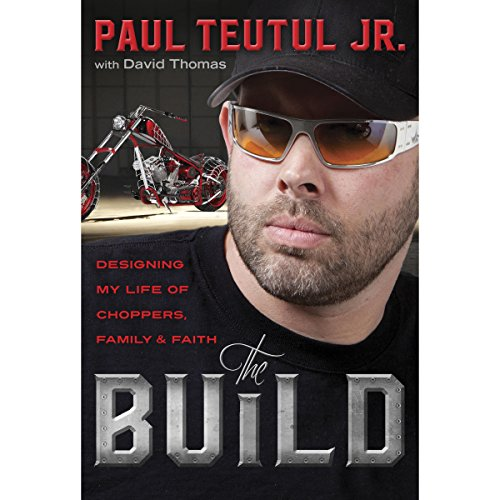 The Build audiobook cover art