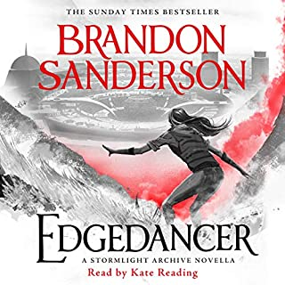 Edgedancer cover art