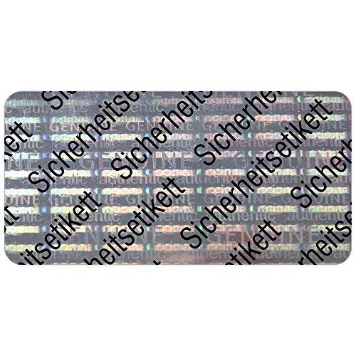 240x VOID Sticker Aufkleber Hologramm Garantiesiegel Kontrollsiegel Etiketten