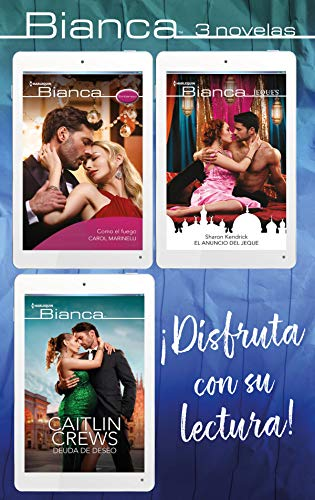 Pack Bianca febrero 2021 de Varias Autoras