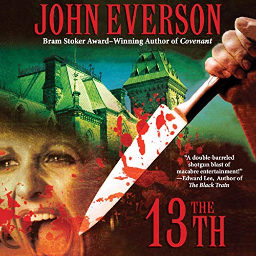 The 13th audiobook cover art