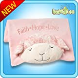 Pillow Pets Blanket - Prayer Lamb