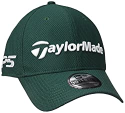 The TaylorMade Tour New Era 39thirty hat is a comfortable hat with  moisture-wicking abilities. It offers up to UPF sun protection which is  great if you love ... 9567aaac616