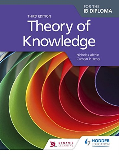 Download Theory of Knowledge Third Edition 1471804151