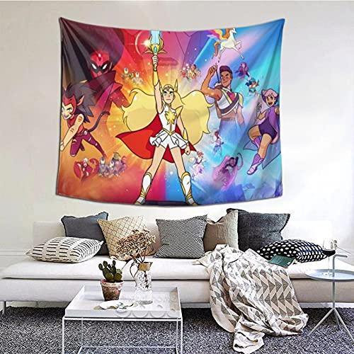 Shera Tapestry 60*51 inch slaapkamer en woonkamer woondecoratie, kunst wandtapijt muurschilderingen, mode wandtapijt…