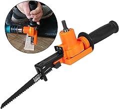 Inicio ajustable taladro eléctrico, accesorios de sierra alternativa Herramienta eléctrica portátil Accesorio de corte antideslizante de madera adaptador de bricolaje