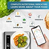 Zoom IMG-2 airmsen bilancia da cucina smart