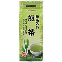 朝日茶業 朝日茶業徳用抹茶入り煎茶1kg