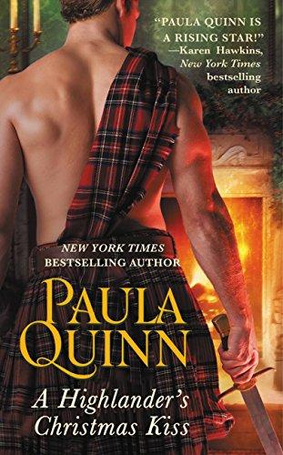 A Highlander's Christmas Kiss (Highland Heirs Book 6)