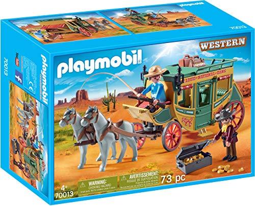 PLAYMOBIL 70013 Western Westernkutsche, bunt
