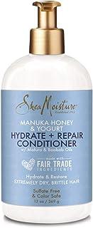 Shea Moisture Manuka Honey and Yoghurt Hydrate and Repair Conditioner, 369 ml