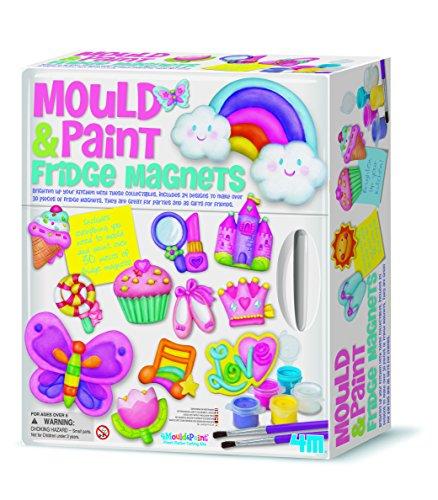 4M 5603536 - Giochi creativi, Kit modellaggio, magneti