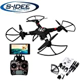 s-idee - 01628 - Drone VR - S 303 Spaceship - 4CH FPV Video Transmission R/C Quad-copter