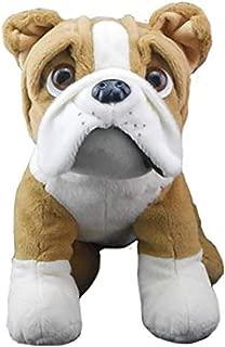 Teddy Mountain Cuddly Soft 16 inch Stuffed Buddy The Bulldog...We Stuff 'em...You Love 'em!