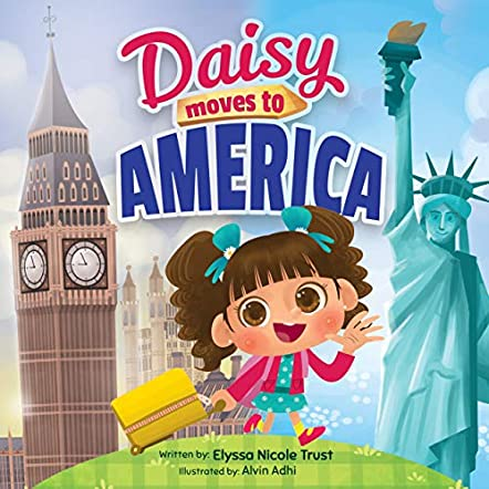 Daisy Moves to America
