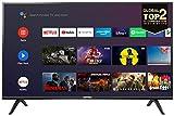 Smart TV, Android TV: Risoluzione HDR, Assistente Google integrato, Dolby Audio per suoni chiari e...
