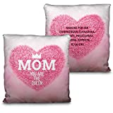 LolaPix Cojín Personalizado. Regalos Día de la Madre. Cojín Personalizado....