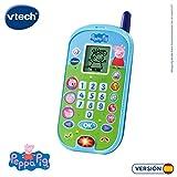 VTech-El teléfono de Peppa Pig Móvil...