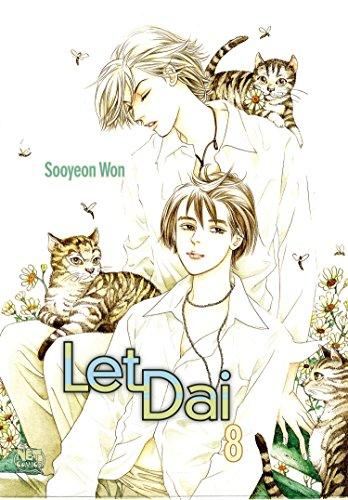 Let Dai Vol. 8 (English Edition)