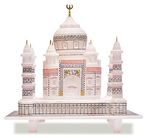 Artiste Haat Taj Mahal Replcia indien Souvenir-cadeaux 10 pouces