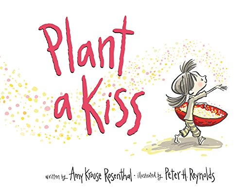 Plant a Kiss Board Book