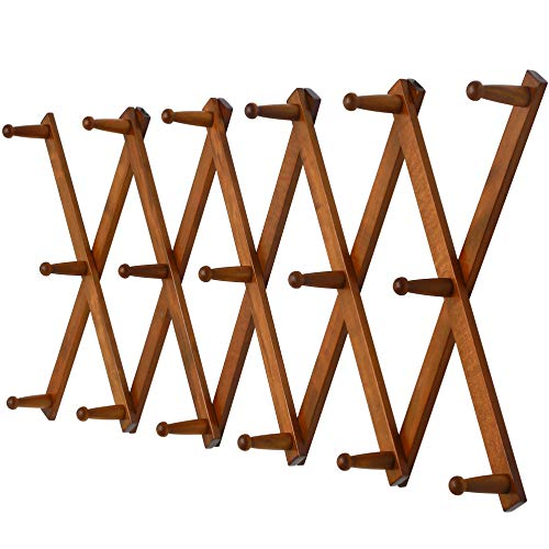 Wooden Coat Racks Wall Mounted