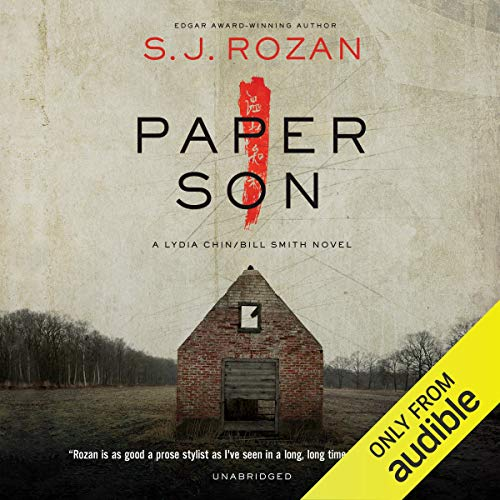 Paper Son audiobook cover art