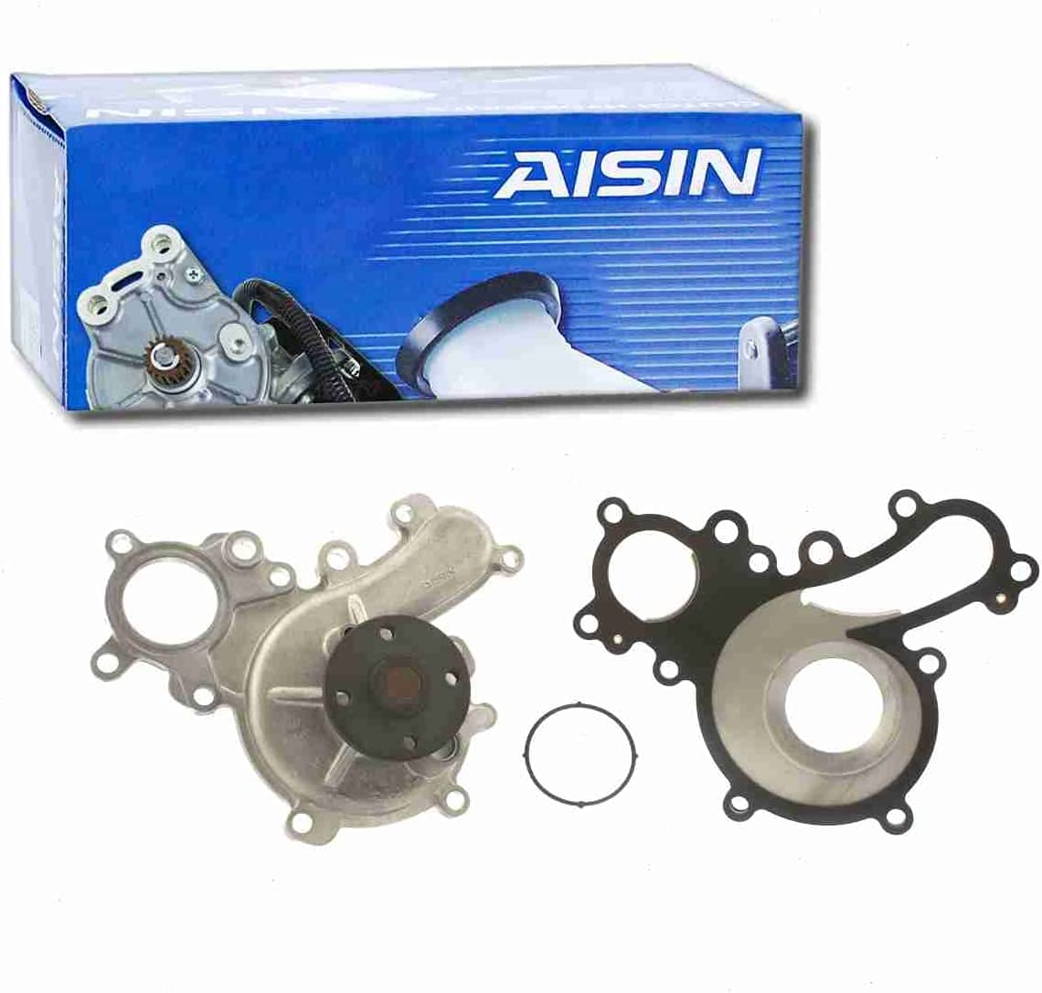 AISIN Engine Water Deluxe Pump Free shipping on posting reviews compatible with 5.7L Tundra Toyota 20 V8