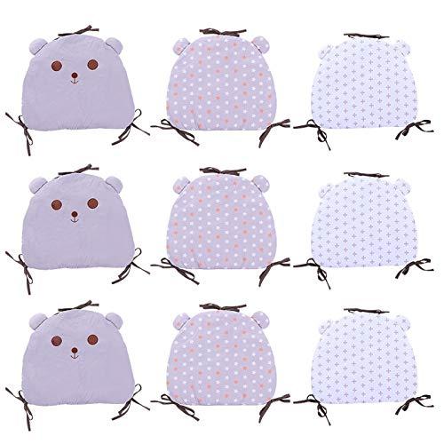 Crib Bedding Sets Crib Fence Little Bear Cotton Cotton for Children 6 PCS