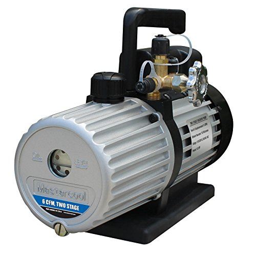 Mastercool 90066-2V-110-B 6CFM Two-Stage Vacuum Pump
