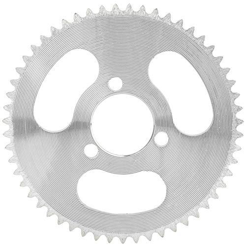 Alupre Diente de Metal 55 25H 3 Agujeros Bielas Engranaje Placa Scooter...