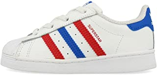 adidas Superstar EL I FTWWHT/Blue/Scarle Sneaker Schuh