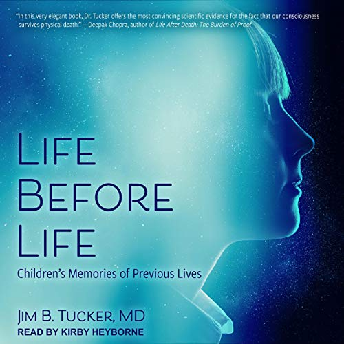 Life Before Life audiobook cover art
