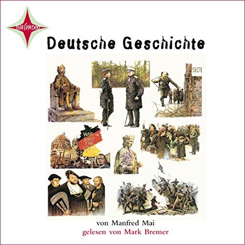 Couverture de Deutsche Geschichte