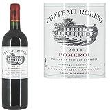 Vin rouge - Château Robert Pomerol 2011 - Vin rouge x1 - Pomerol