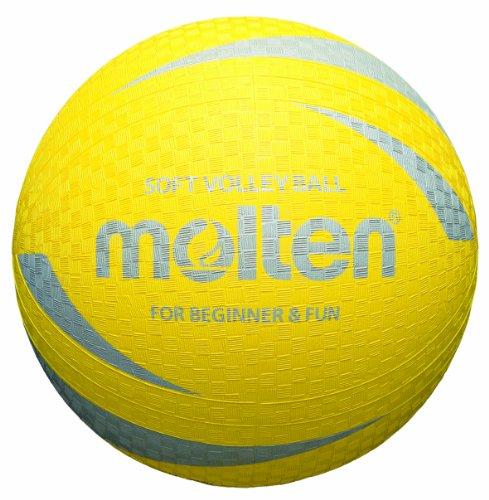 Molten Kinder Dodgeball Ball, gelb, ø 21,0 cm