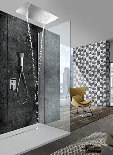 Conjunto de ducha empotrada Imex Sumatra GTS019/P